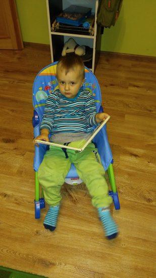 Cała Polska czyta dzieciom – czytam i Ja