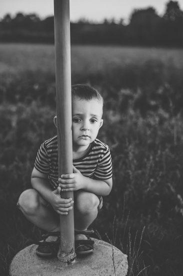 Jak zmienić smutne dziecko w szczęśliwe?