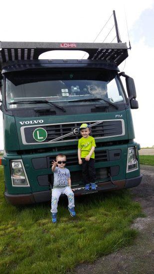 Hejt – rodzina kierowcy zawodowego
