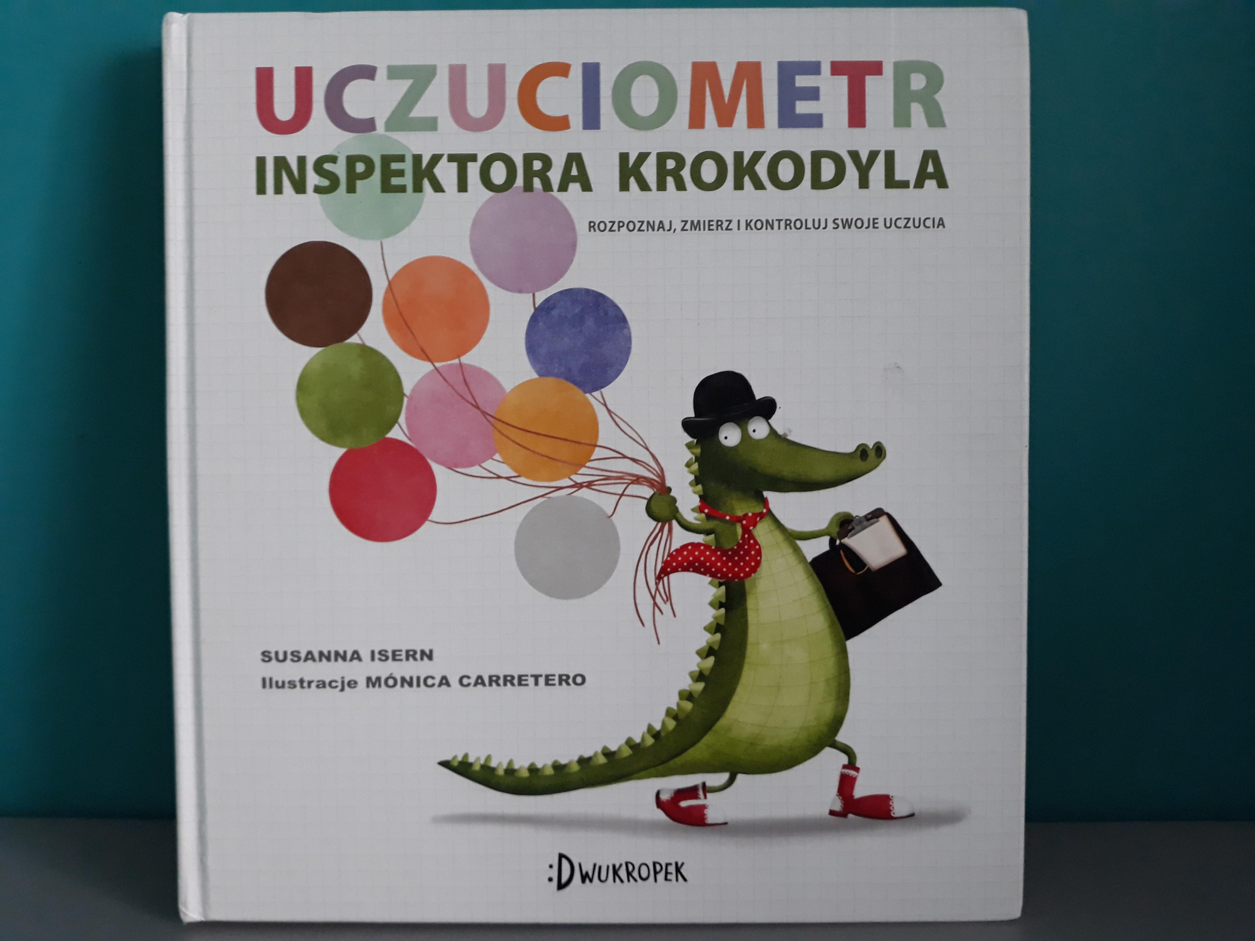 Uczuciometr Inspektora Krokodyla.